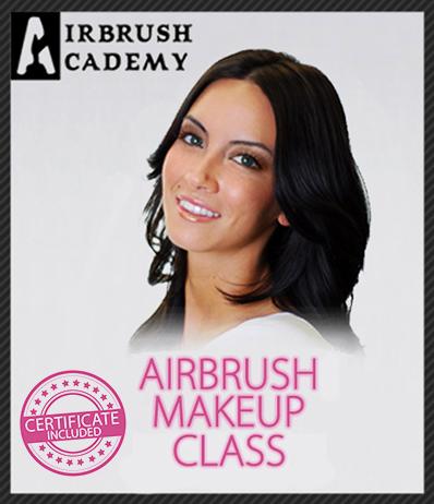 Basic Airbrush Makeup Class 10 25 2021